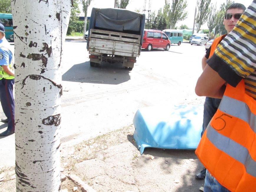 ДТП в Кривом Роге: водитель «Газели» протаранил иномарку (ФОТО), фото-4