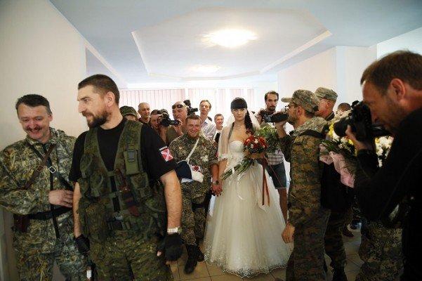 Свадьба во время войны (фото) - фото 2