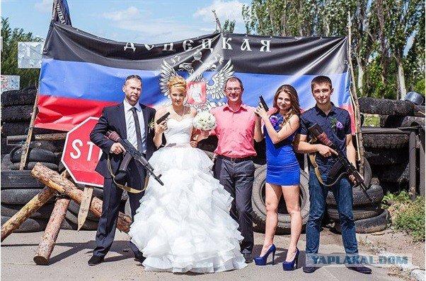 Свадьба во время войны (фото) - фото 1