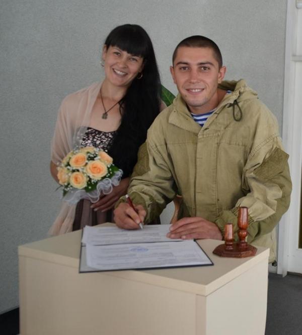 Свадьба во время войны (фото) - фото 6