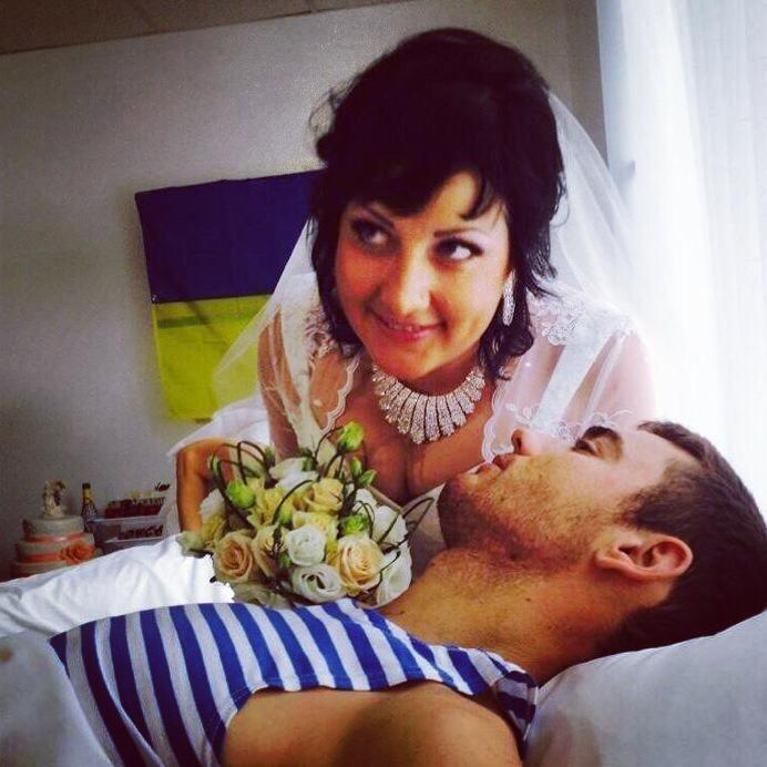 Свадьба во время войны (фото) - фото 3