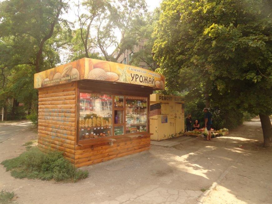 В Мариуполе стихийные торговцы не сорят и ходят в туалет домой (ФОТО), фото-3