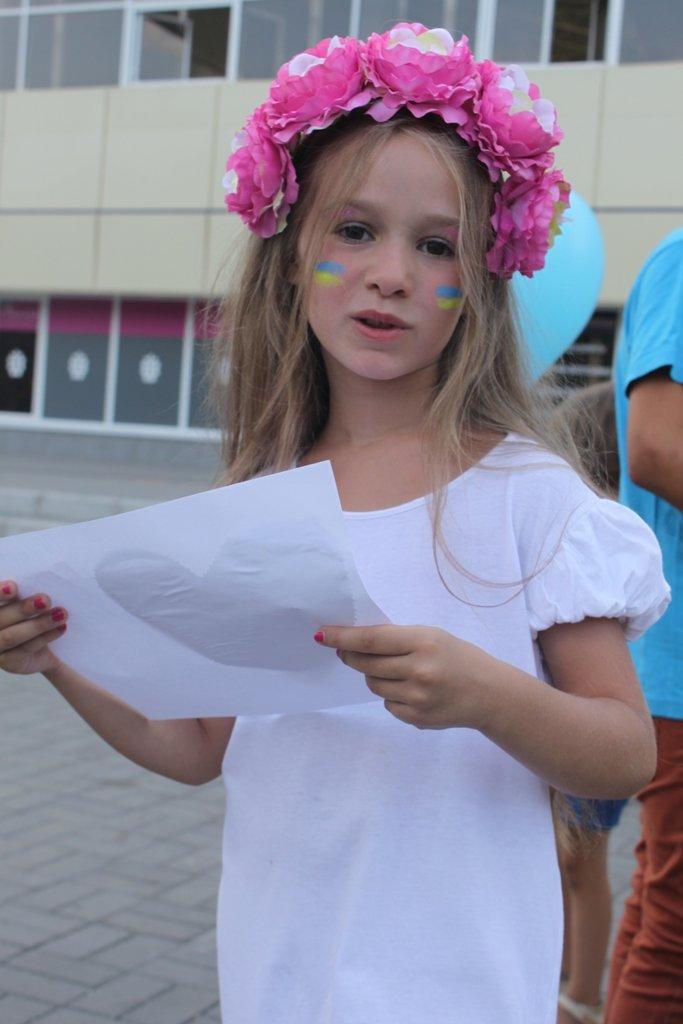 Ильичёвцы подхватили патриотическое движение стрит – арт, фото-4