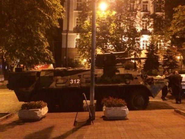 В Киеве прошла репетиция военного парада (ФОТОРЕПОРТАЖ), фото-4