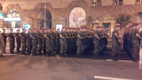 В Киеве прошла репетиция военного парада (ФОТОРЕПОРТАЖ), фото-1