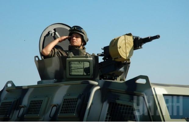В Киеве прошла репетиция военного парада (ФОТОРЕПОРТАЖ), фото-20