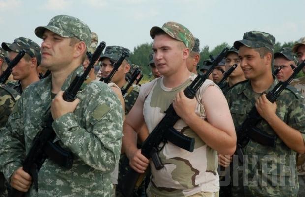 В Киеве прошла репетиция военного парада (ФОТОРЕПОРТАЖ), фото-28