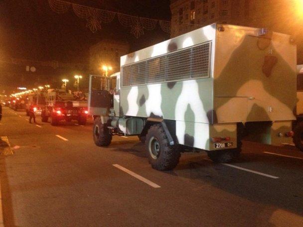 В Киеве прошла репетиция военного парада (ФОТОРЕПОРТАЖ), фото-6