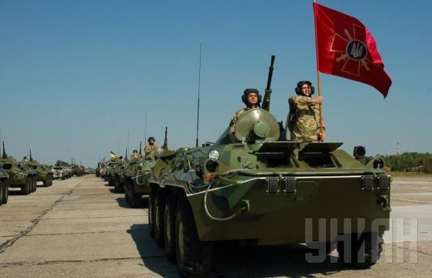 В Киеве прошла репетиция военного парада (ФОТОРЕПОРТАЖ), фото-15