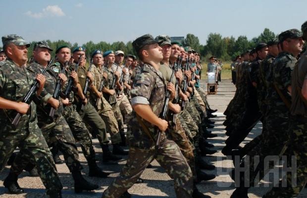 В Киеве прошла репетиция военного парада (ФОТОРЕПОРТАЖ), фото-16