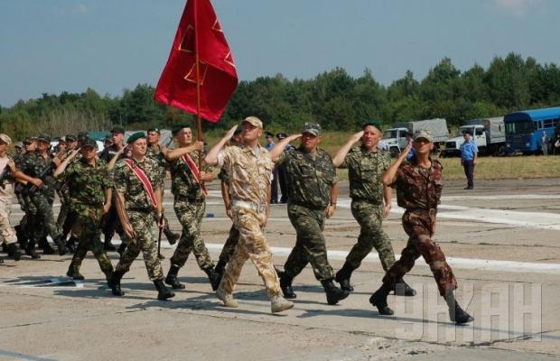 В Киеве прошла репетиция военного парада (ФОТОРЕПОРТАЖ), фото-26