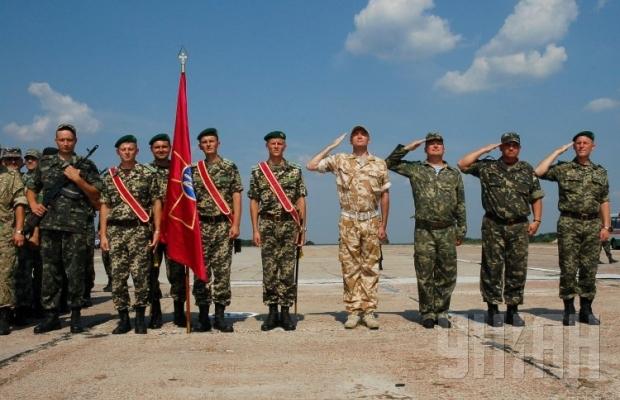 В Киеве прошла репетиция военного парада (ФОТОРЕПОРТАЖ), фото-27