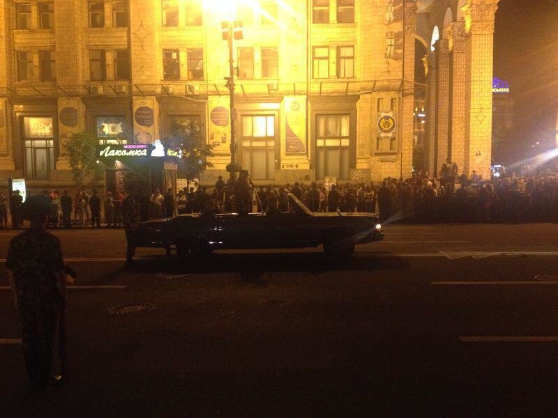 В Киеве прошла репетиция военного парада (ФОТОРЕПОРТАЖ), фото-14