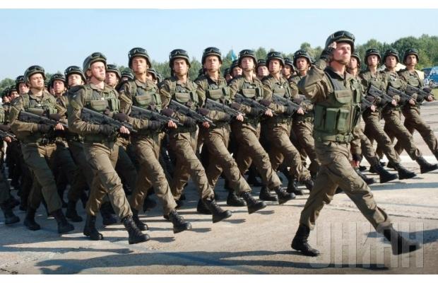 В Киеве прошла репетиция военного парада (ФОТОРЕПОРТАЖ), фото-25