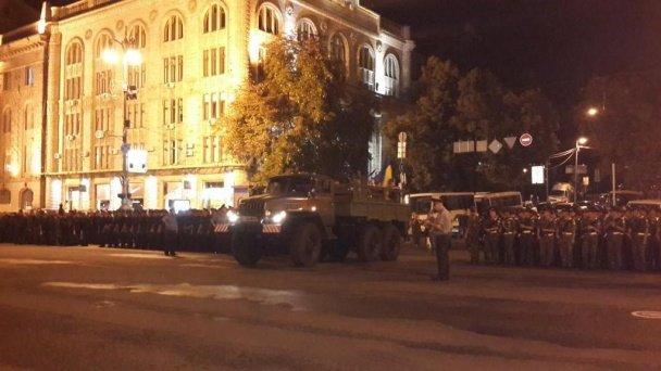 В Киеве прошла репетиция военного парада (ФОТОРЕПОРТАЖ), фото-2