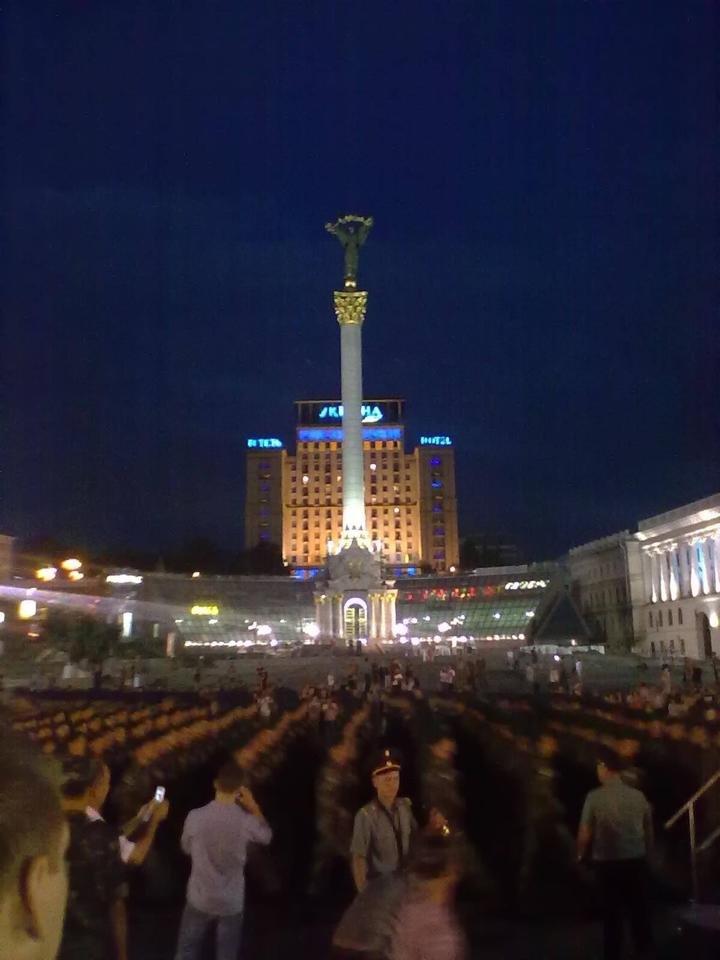 В Киеве прошла репетиция военного парада (ФОТОРЕПОРТАЖ), фото-13