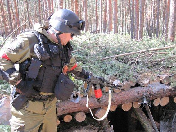 Результаты работы сумских правоохранителей в зоне проведения АТО (ФОТО), фото-1