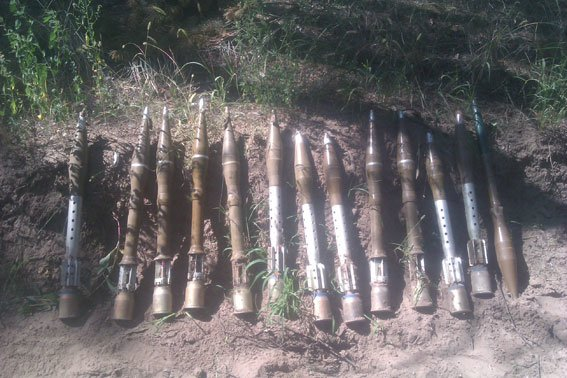 Результаты работы сумских правоохранителей в зоне проведения АТО (ФОТО), фото-10