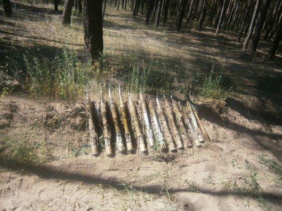 Результаты работы сумских правоохранителей в зоне проведения АТО (ФОТО), фото-5