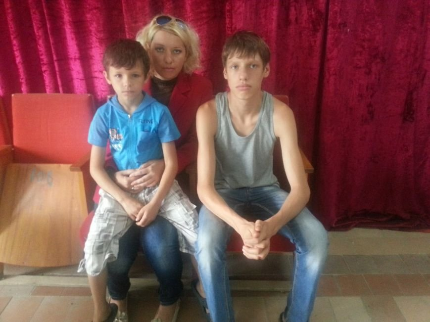 Адресная помощь украинцам, фото-1