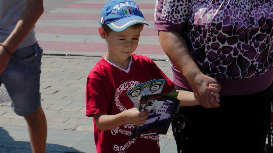 Безпеці дітей на дорозі – підвищену увагу!, фото-5