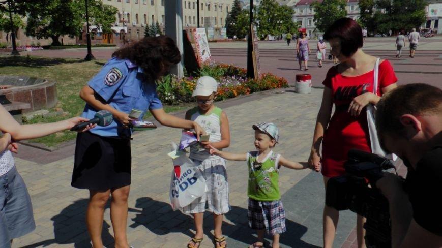 Безпеці дітей на дорозі – підвищену увагу!, фото-4