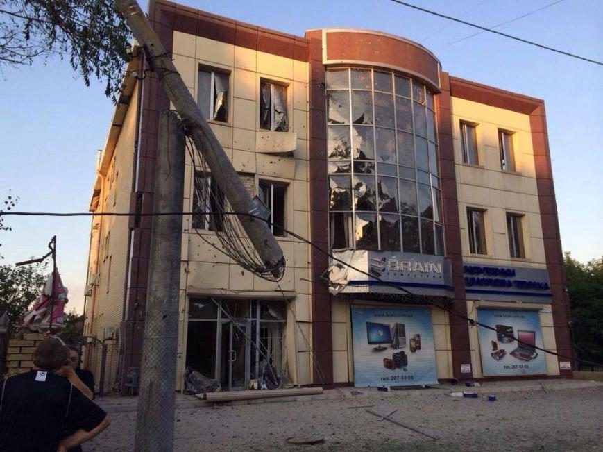 Донецкий краеведческий музей и ДМ «Юность» - после артобстрела (ФОТОФАКТ), фото-4