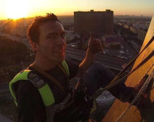 Смельчаков, поднявших флаг Украины на московской высотке, могут посадить на 7 лет, фото-5