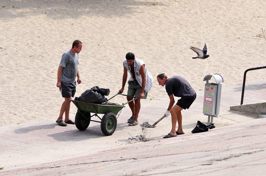 Оболонскую набережную привели в порядок и сделали пешеходной (ФОТО), фото-2