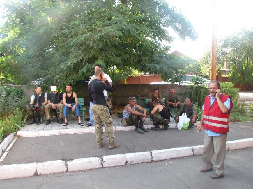 Из Мариуполя раненных в Иловайске бойцов отправили в Днепропетровск (ФОТО), фото-4