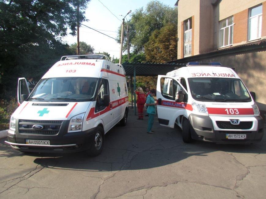 Из Мариуполя раненных в Иловайске бойцов отправили в Днепропетровск (ФОТО), фото-8