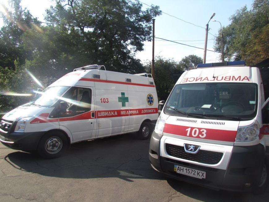 Из Мариуполя раненных в Иловайске бойцов отправили в Днепропетровск (ФОТО), фото-2