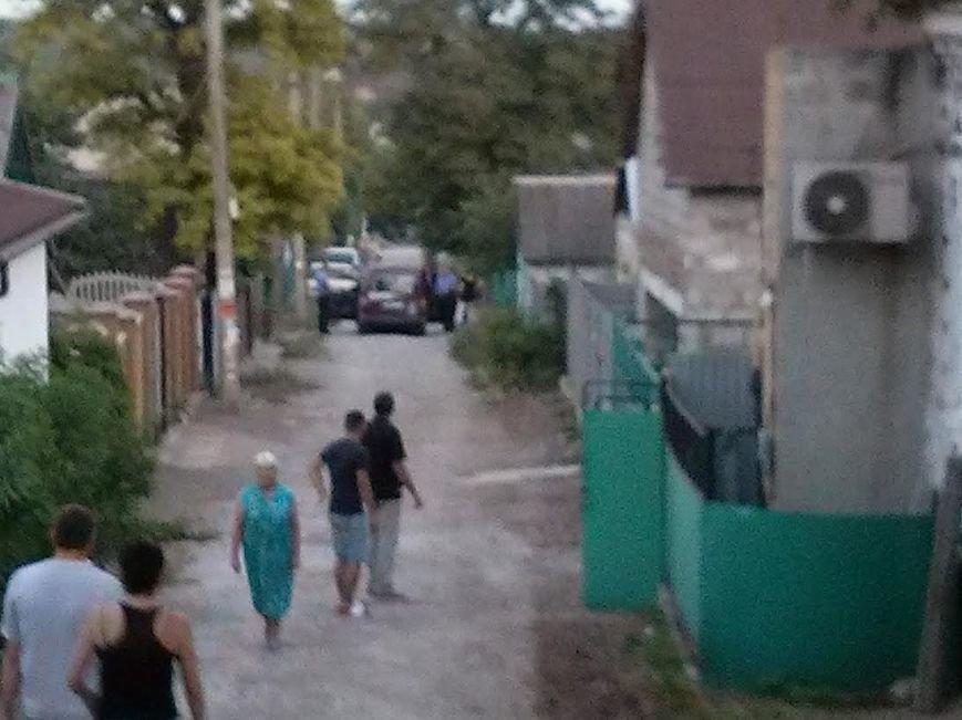 В Мариуполе в неизвестном направлении увезли мужчину (Дополнено, Фотофакт), фото-2