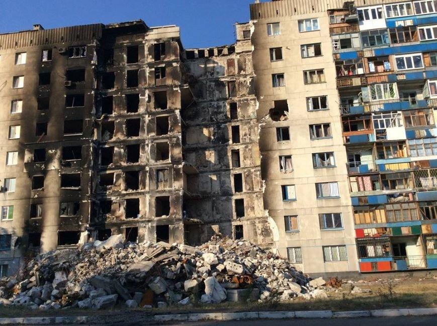 Геращенко рассказала о поездке на Луганщину (ФОТО), фото-6