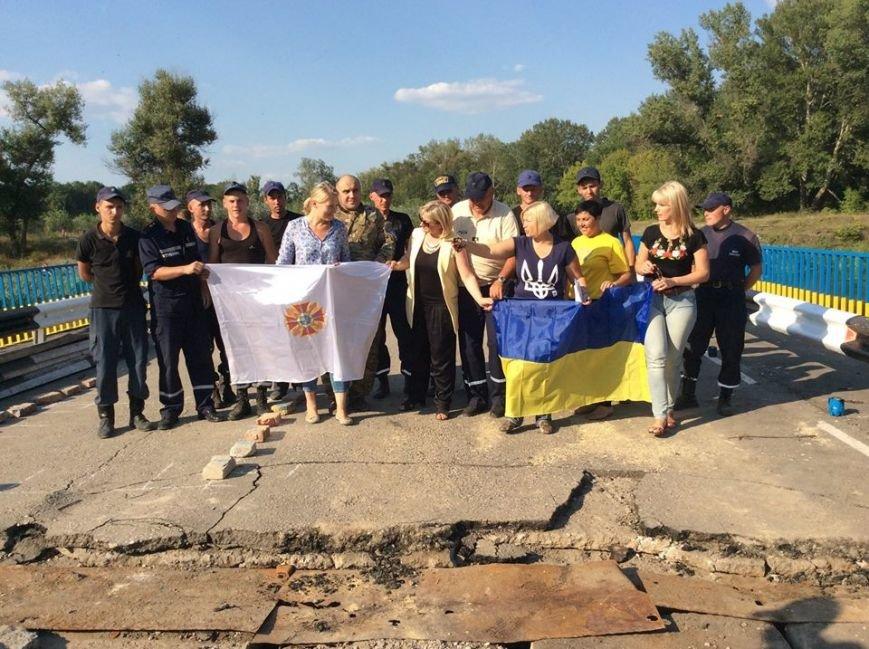 Геращенко рассказала о поездке на Луганщину (ФОТО), фото-7