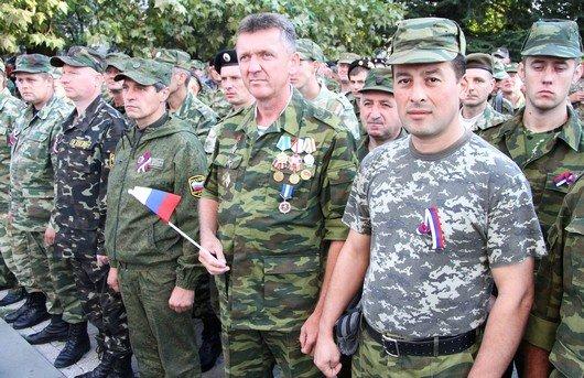 В Крыму торжественно подняли флаг России (ФОТО), фото-4