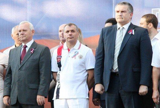 В Крыму торжественно подняли флаг России (ФОТО), фото-2