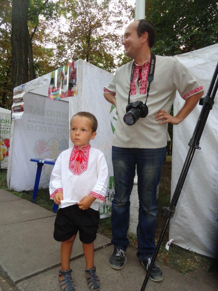 Мариупольцы устроили маленький фестиваль, пропитанный большой любовью к Украине (Дополнено,ФОТО, ВИДЕО), фото-4