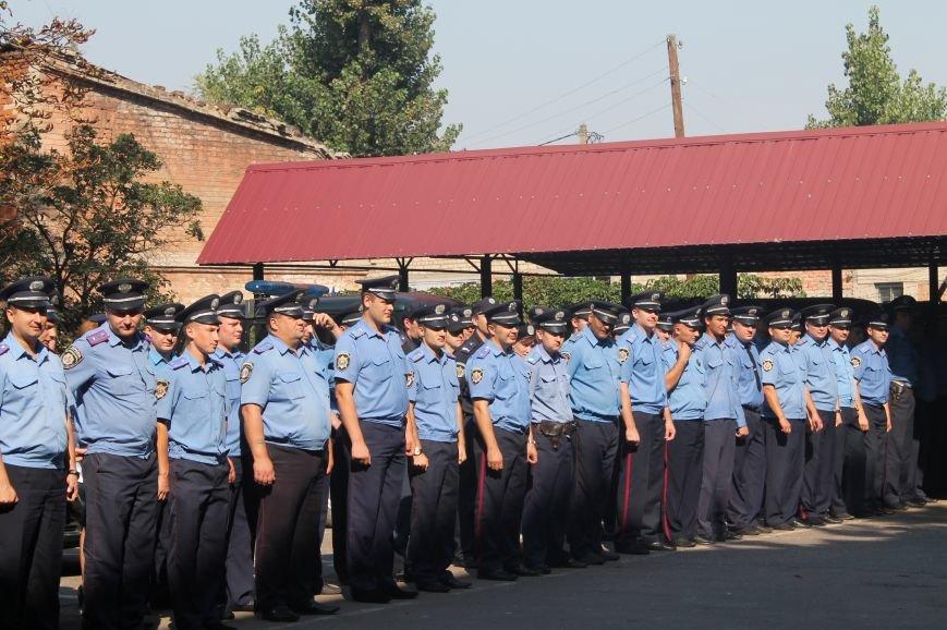 Артемовские милиционеры почтили память коллег, отдавших жизни при исполнении служебного долга, фото-3