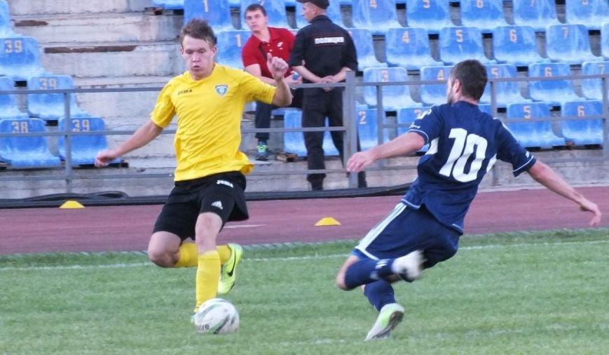 Ульяновская футбольная дружина не смогла одолеть соперника из Сызрани, фото-2