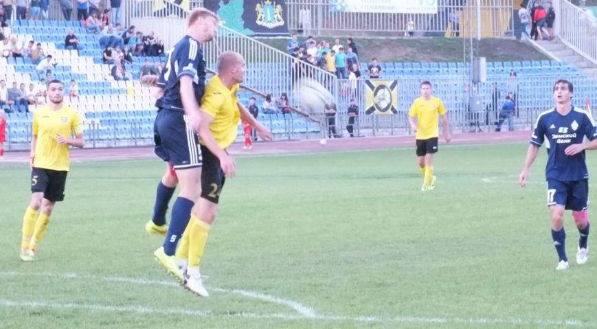 Ульяновская футбольная дружина не смогла одолеть соперника из Сызрани, фото-4