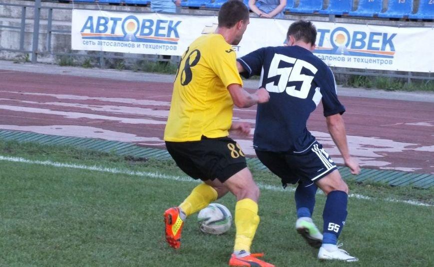 Ульяновская футбольная дружина не смогла одолеть соперника из Сызрани, фото-1