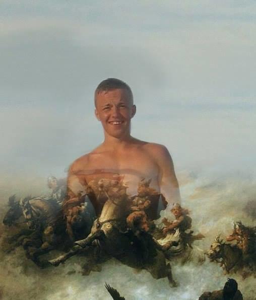 Он мечтал освободить родной Луганск...  Мариупольцы сегодня простятся с погибшим бойцом «Азова» (Дополнено, ВИДЕО), фото-1