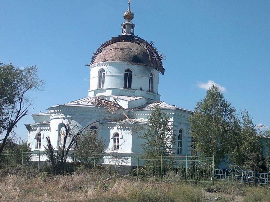 Поселок Новосветловка после обстрела (ФОТО), фото-2