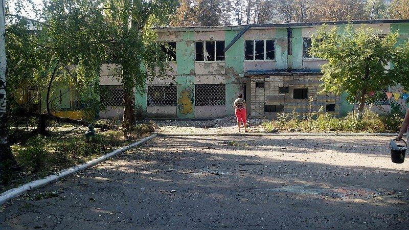 Во что превратился район «Касс аэрофлота» в Донецке после артобстрела (ФОТОРЕПОРТАЖ, добавлено ВИДЕО), фото-3