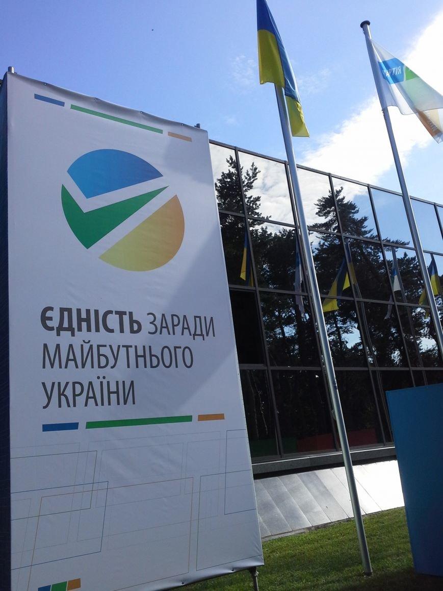 Партия развития: Независимой Украине нужна сильная экономика и прочная социальная система, фото-1