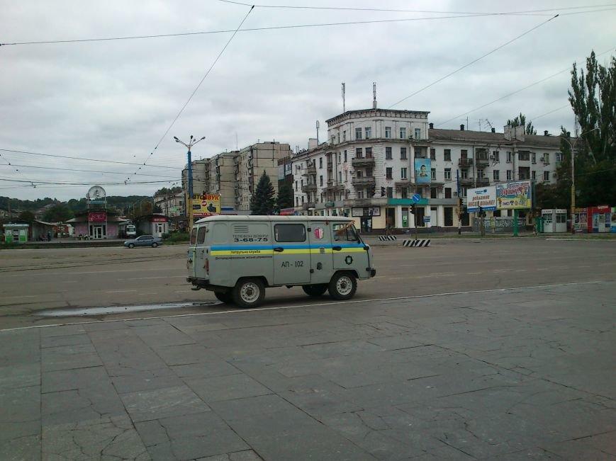 В Днепродзержинске установили памятный знак по военным, которые погибли в зоне АТО, фото-3