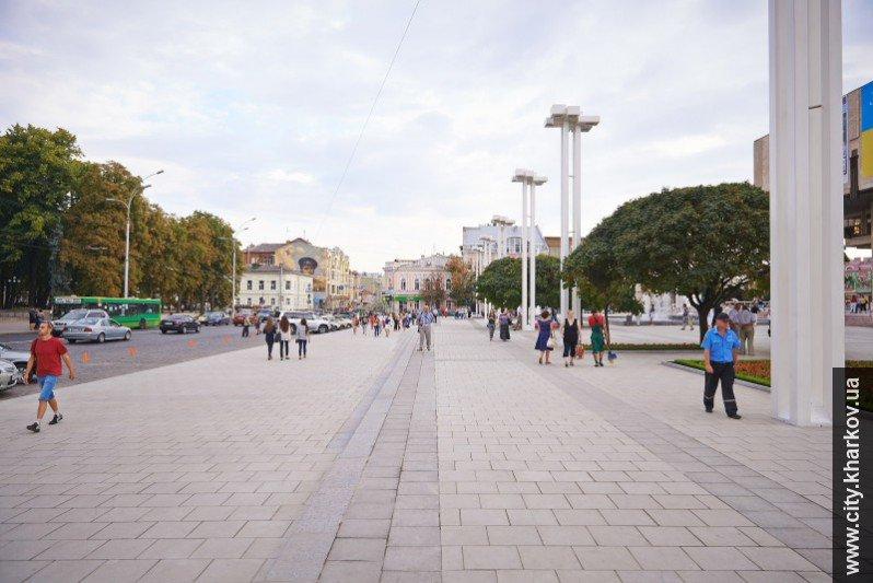 В Харькове открыли реконструированную площадь перед театром оперы и балета, фото-2