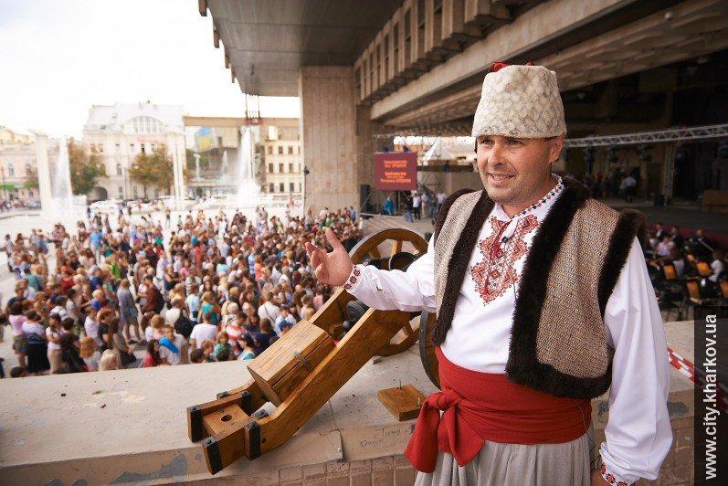 Харьковчанам показали под открытым небомоперу «Тарас Бульба», фото-1