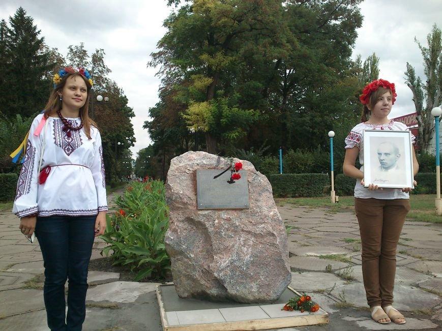 В Днепродзержинске в День Государственного флага состоялся марш вышиванок, фото-10
